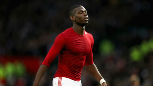 Paul Pogba Manchester United 29102016