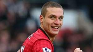 Carragher's Man Utd XI Nemanja Vidic