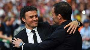 Luis Enrique Juventus Barcelona Champions League final 06062015