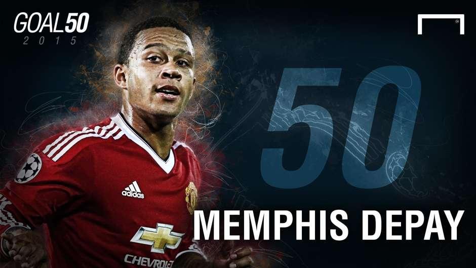 50 Memphis Depay G50