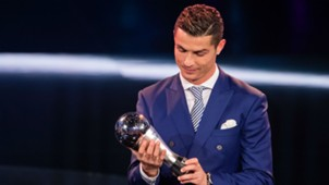 Cristiano Ronaldo Best FIFA Men's Award 09012017
