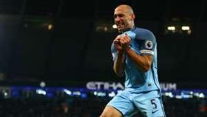 Pablo Zabaleta Manchester City Watford