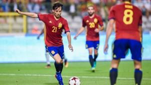 David Silva, Spain