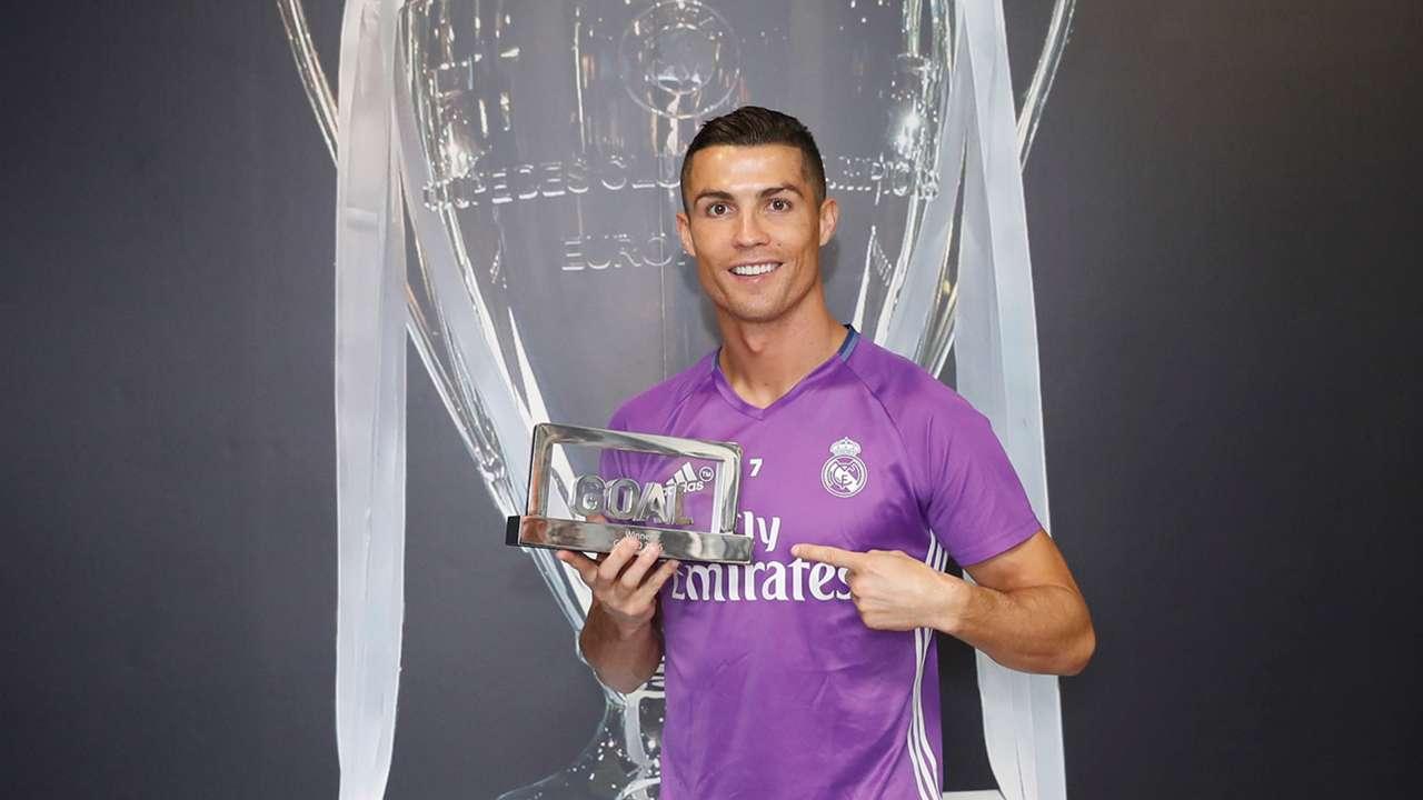 Cristiano Ronaldo Real Madrid Goal 50