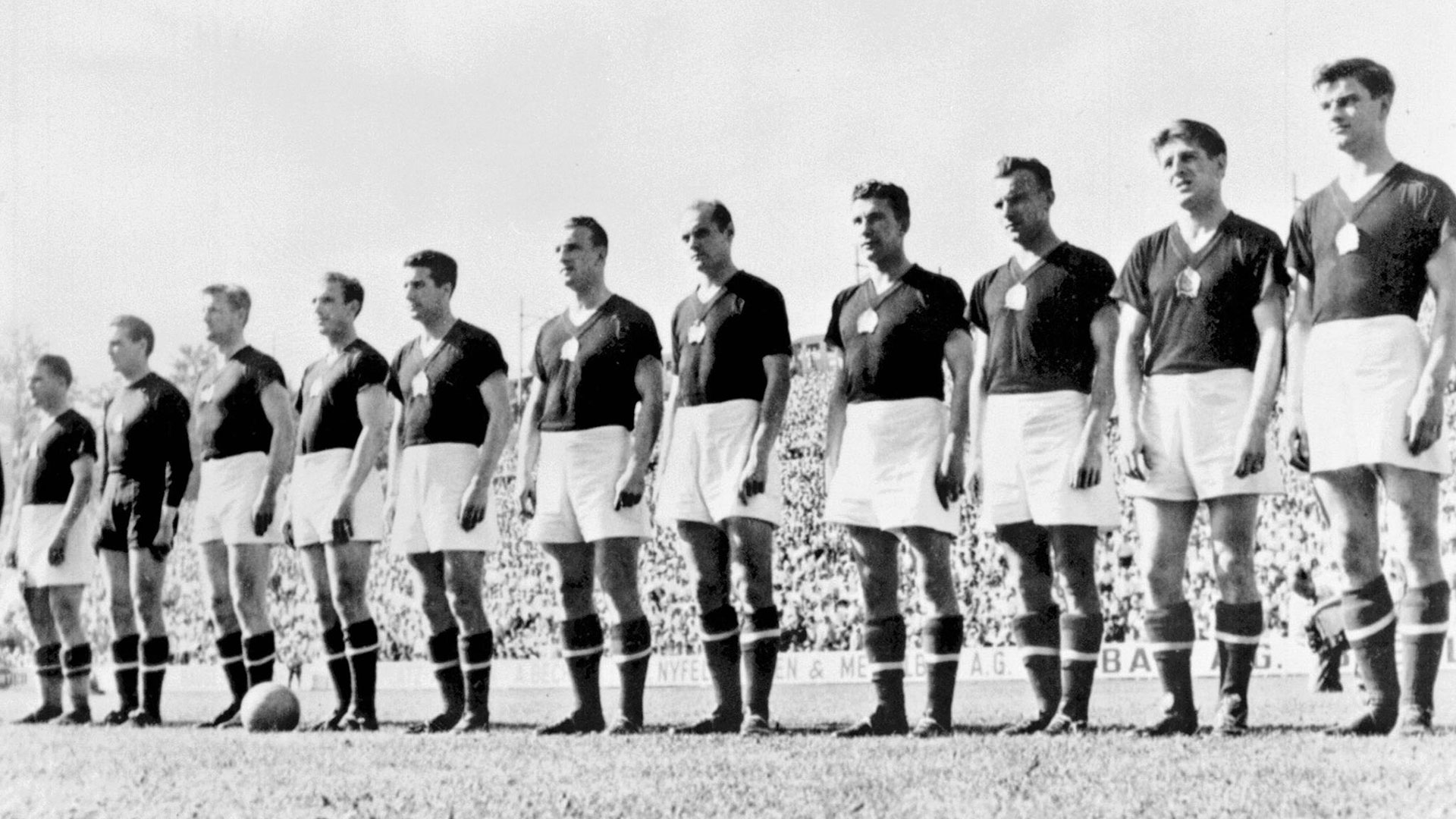 Hungary 1954 World Cup