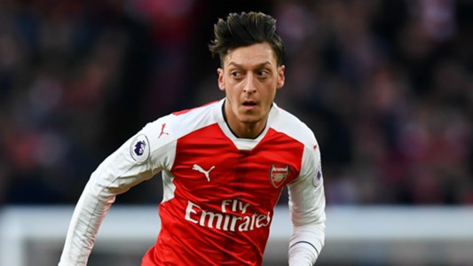 Mesut Ozil Arsenal 2016