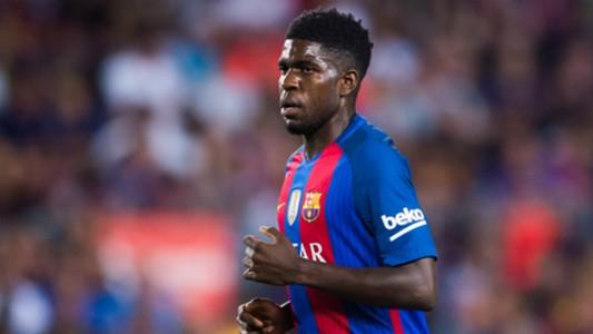 HD Samuel Umtiti Barcelona