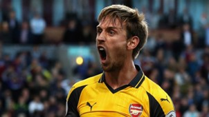 Nacho Monreal Arsenal Premier League 2016