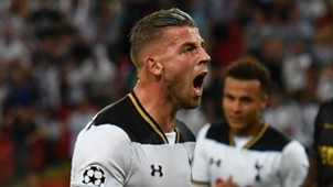 UEFA Team of the Year Toby Alderweireld