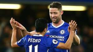Gary Cahill Chelsea Bournemouth