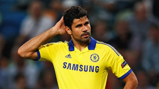 Diego Costa Chelsea Champions League 30092014