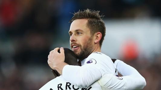 Gylfi Sigurdsson Swansea Crystal Palace