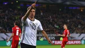 Thomas Muller Germany v Czech Republic 081016