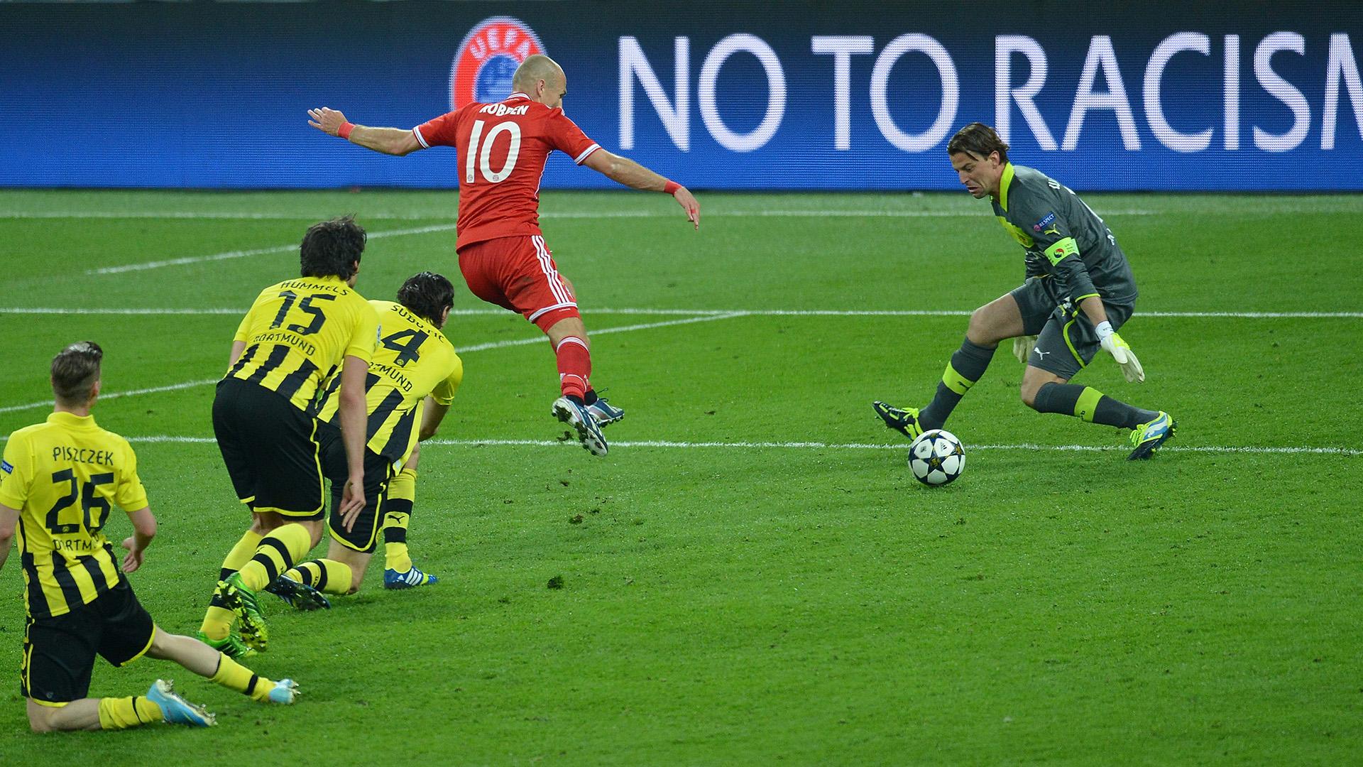 2013 Robben Bayern Dortmund