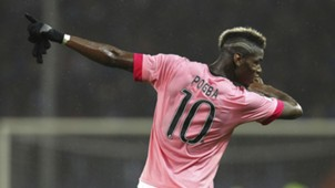 Paul Pogba Juventus dab