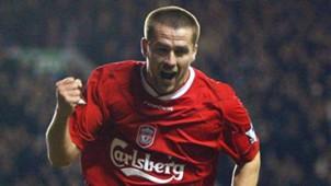 Neville's Liverpool XI Michael Owen
