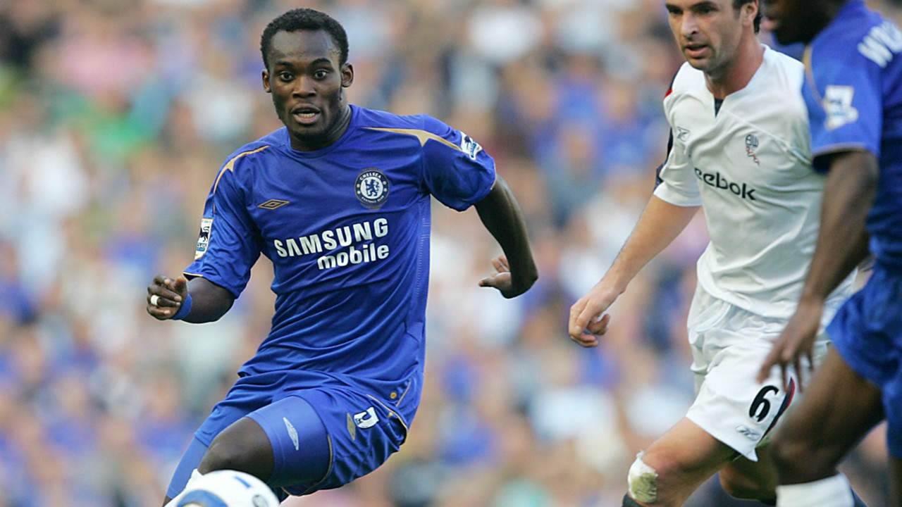 EXTRA TIME Chelsea legend Michael Essien revels in NFL debut