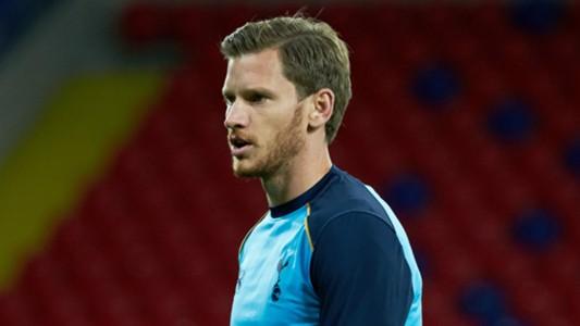 Jan Vertonghen Tottenham 2016