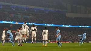 Yaya Toure Manchester City CSKA Moscow Champions League 05112014