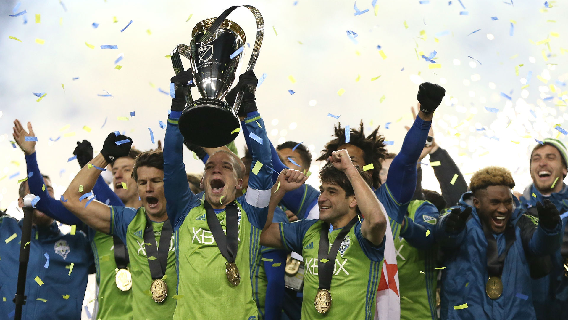Seattle Sounders MLS Cup