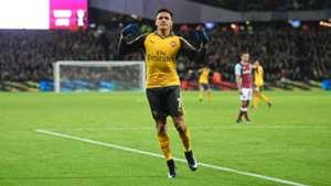 Alexis Sanchez Premier League West Ham v Arsenal 031216