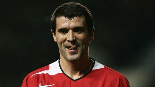 Carragher's Man Utd XI Roy Keane