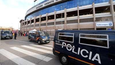 HD Fans Atletico Madrid Deportivo Vicente Calderon Stadium 30112014