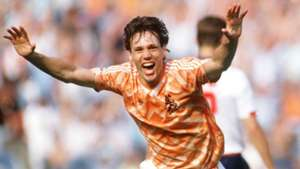 Marco van Basten Netherlands England Euro 88