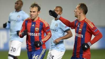 Bebars Natcho Manchester City CSKA Moscow Champions League 21102014