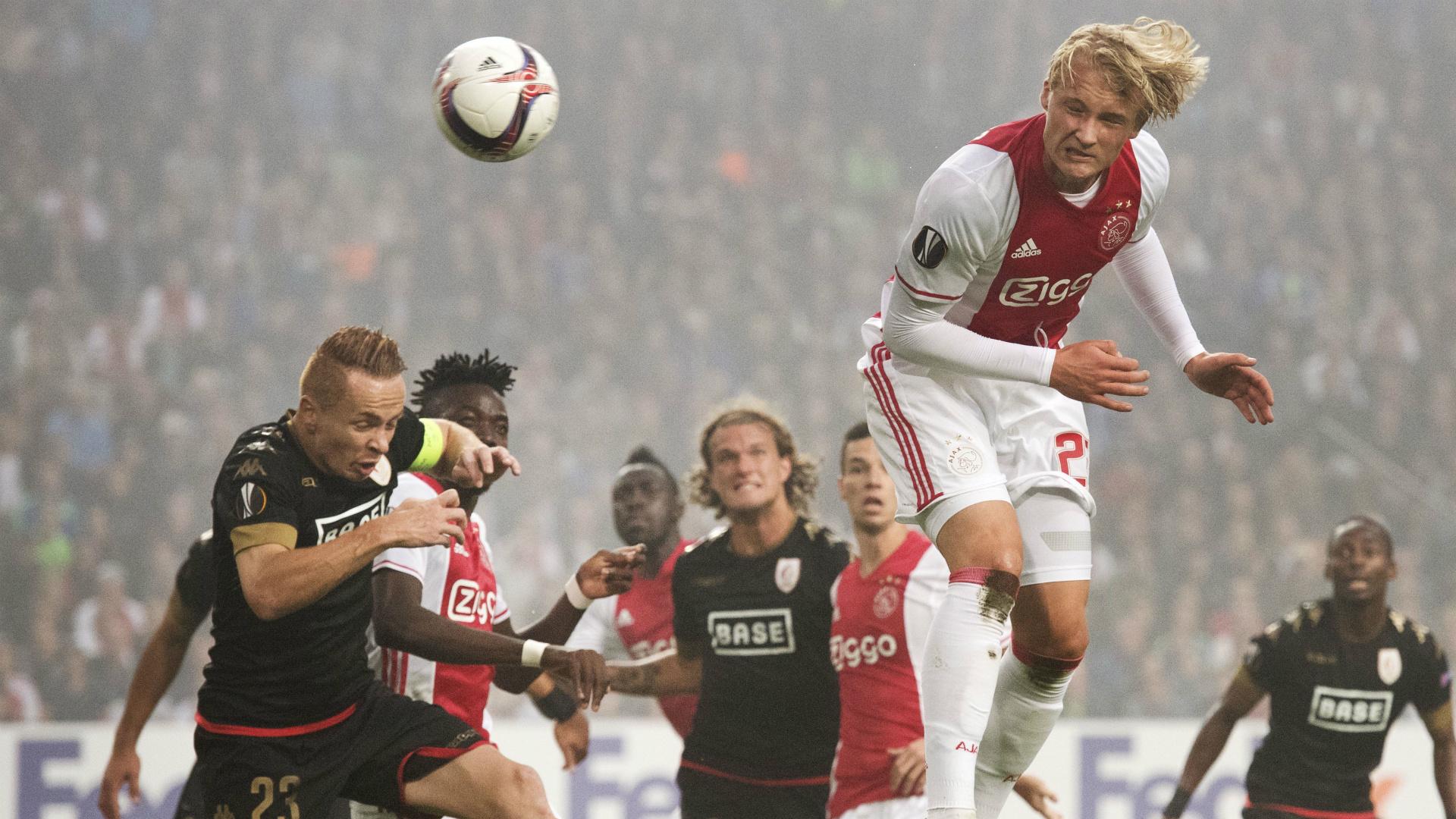 Kasper Dolberg Ajax