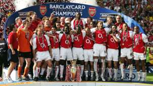 Arsenal Premier League 2004