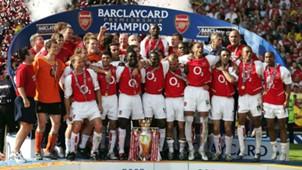 Arsenal Premier League 2004