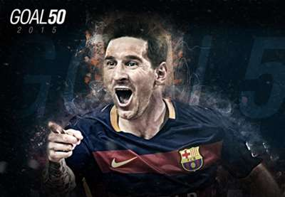 GFX G50 Lionel Messi Gallery Promo