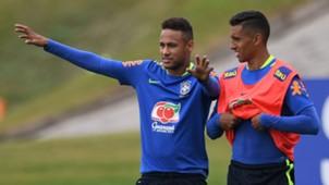 Neymar Marquinhos Brazil