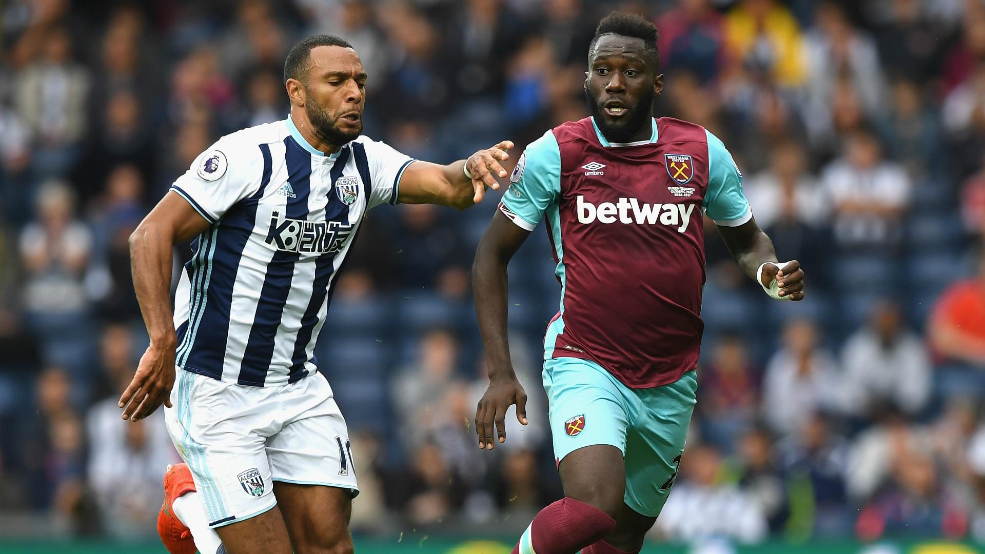 West Ham United's Arthur Masuaku refutes transfer speculations