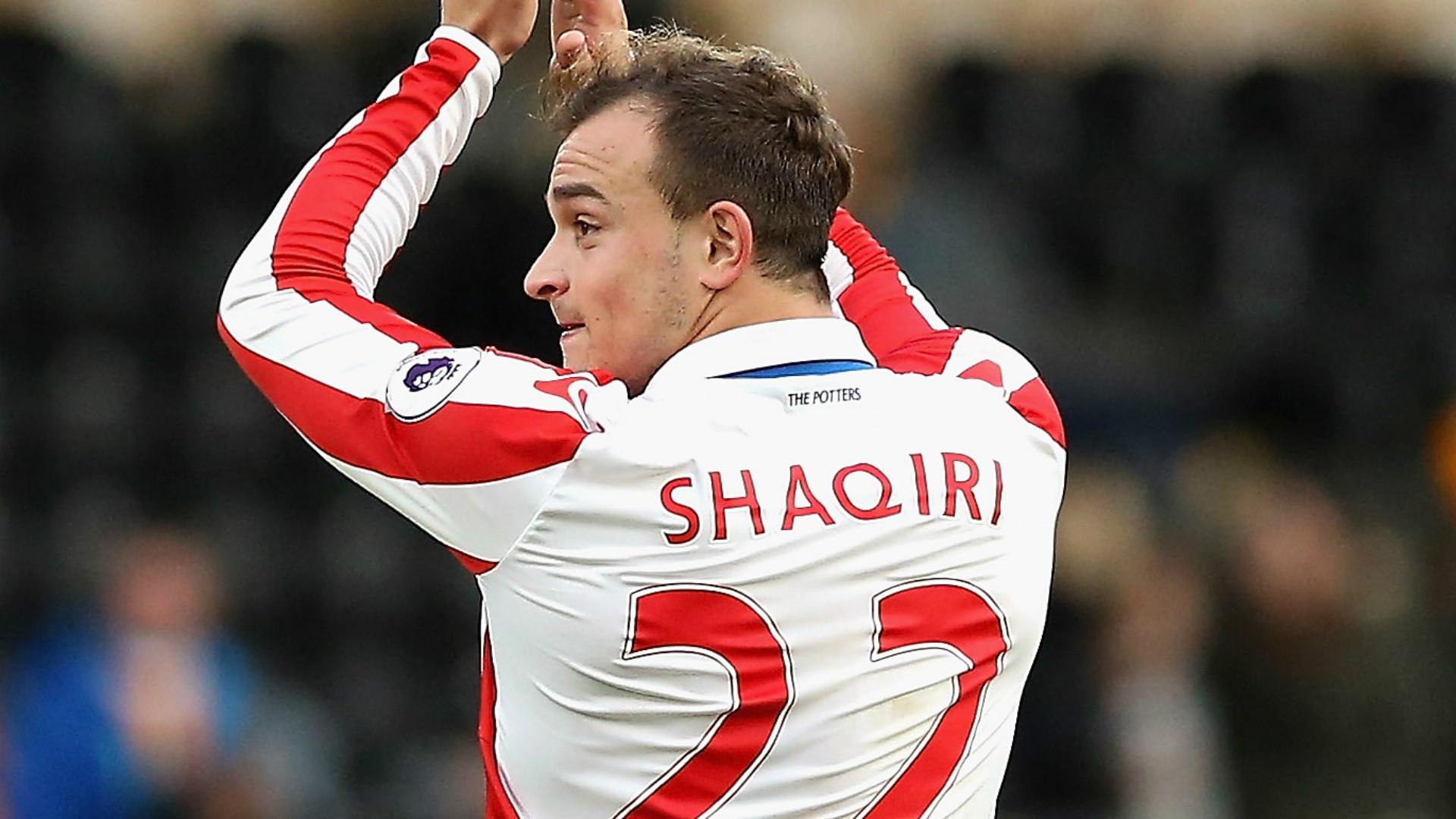 FIFA Ultimate Team Xherdan Shaqiri