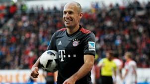 Arjen Robben Bayern Munich October 2016