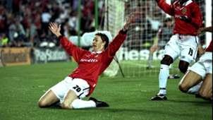 1999 Ole Gunnar Solskjaer Manchester United Bayern Munich