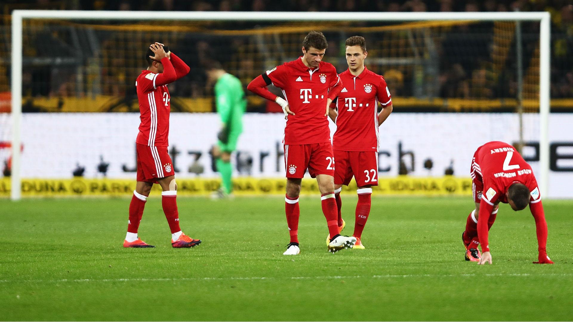 Borussia Dortmund Bayern Munich