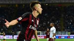 Stephan El Shaarawy AC Milan Torino Serie A 24052015