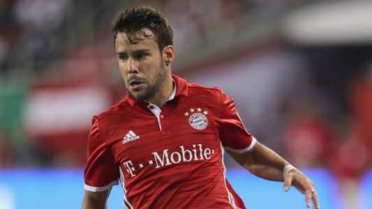 HD Juan Bernat Bayern Munich
