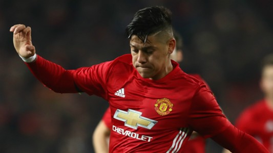 HD Marcos Rojo Manchester United