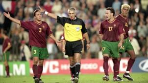 Portugal France Euro 2000