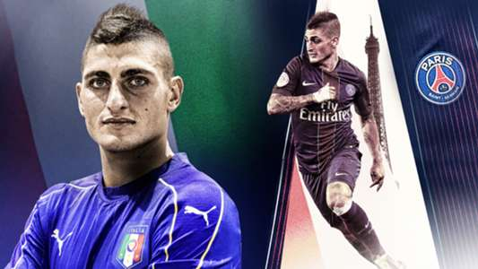 Marco Verratti Exclusive