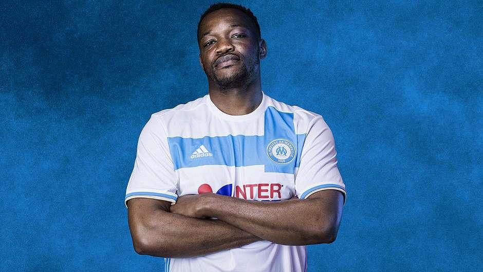 Marseille 2016-17 kit