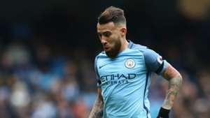 Nicolas Otamendi Manchester City 03122016