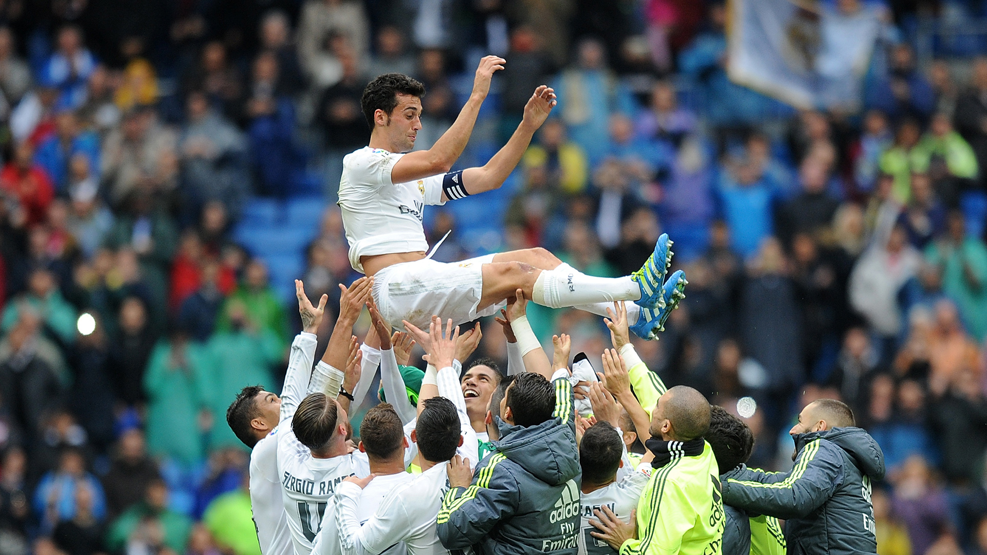 Alvario Arbeloa | Real Madrid