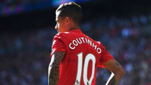 Philippe Coutinho Liverpool ICC
