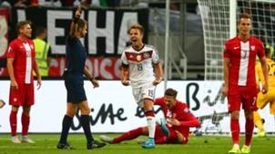 Mario Gotze Germany Poland