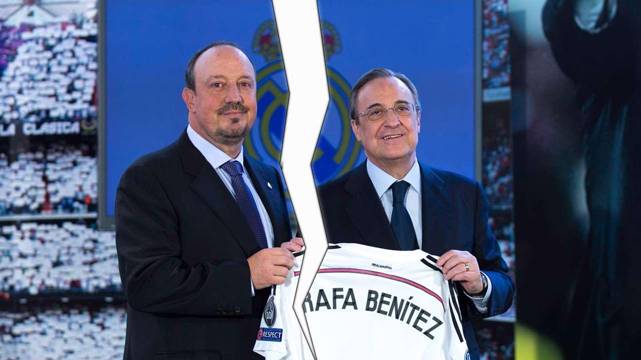 Rafa Benitez Florentino Perez